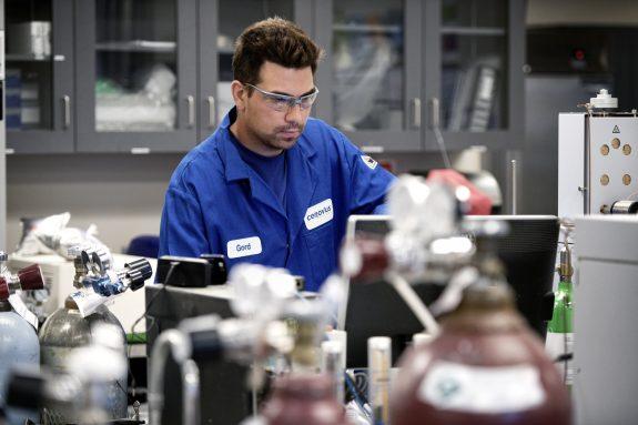 techniciens/techniciennes en contrôle des matières solides